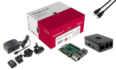 Raspberry Pi 3 B+ Premium Kit