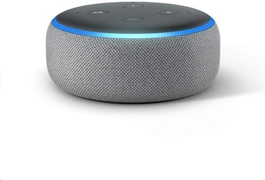 Amazon Echo Dot Gen 3 Harmaa null