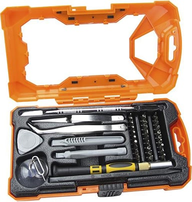Sprotek Tool Kit For Laptop/Phone 40-Pcs