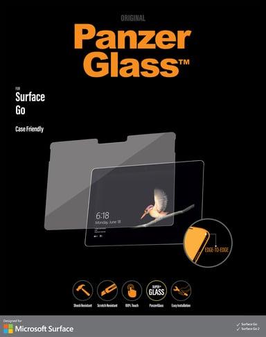 Panzerglass Edge-to-Edge Microsoft Surface Go