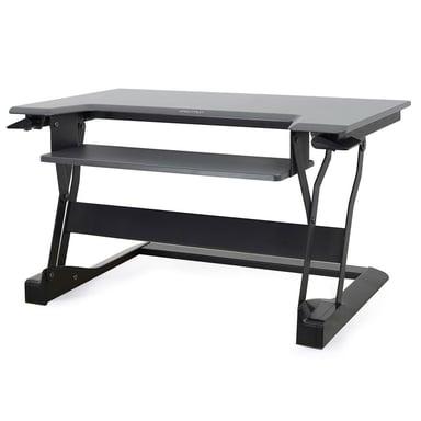 Ergotron WorkFit-T Sit-Stand Desktop Workstation