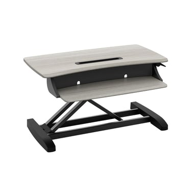 Ergotron Workfit-Z Sit-Stand Mini Desktop