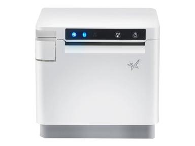Star mC-Print3 USB/Bluetooth/IOS/Eth Sax Vit Inkl Strömadapter