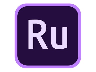 Adobe Premiere Rush for Teams 1 år Team Licensing Subscription New
