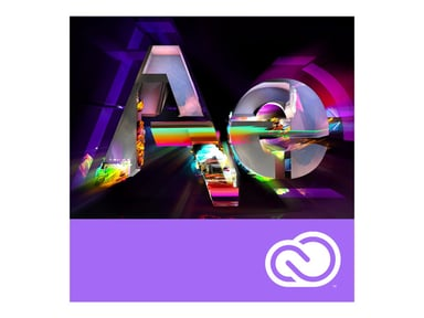 Adobe After Effects CC for teams 1 år Team Licensing Subscription New