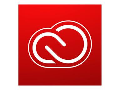 Adobe Creative Cloud for teams 1 år Team Licensing Subscription New