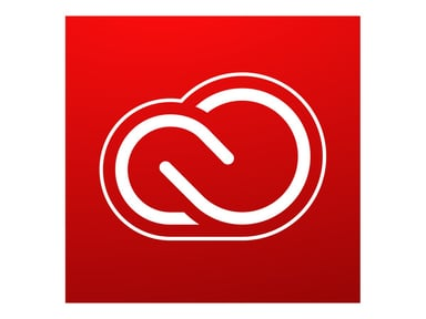 Adobe Creative Cloud for teams 1 vuosi Team Licensing Subscription New