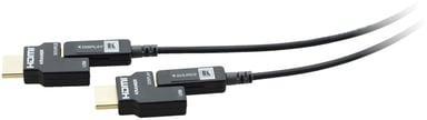 Kramer Cls-Aoch/60 Active Optical HDMI (m/m) Lszh Black 20m 20m HDMI Hane HDMI Hane
