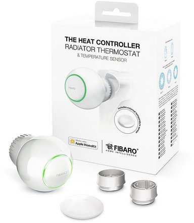 Fibaro FGBHT-PACK Thermostat Starter Pack Homekit