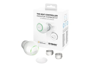 Fibaro Thermostat Starter Pack Z-Wave