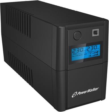 Powerwalker VI 650 SHL LCD