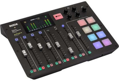 Røde Rodecaster Pro Podcast Mixer null