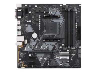 ASUS Prime B450M-A/CSM Mikro ATX Hovedkort