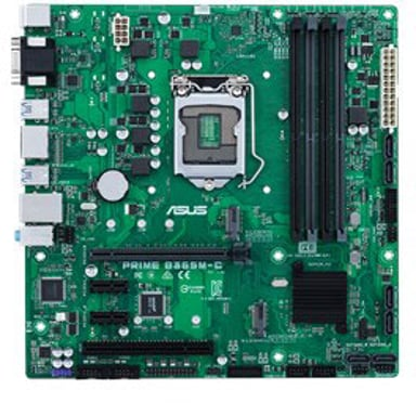 ASUS ASUS PRIME B365M-C/CSM Mikro ATX Emolevy