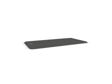 Götessons Yoga Standzone Ergonomisk Aflastningsmåtte 980x520mm Grå