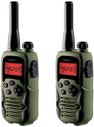 Topcom Twintalker 9500 Airsoft Edition null