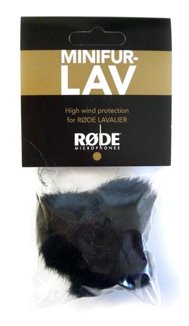 Røde Minifur-Lav Vindpäls 3-Pack