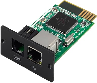 Powerwalker SNMP Module & SNMP Manager null