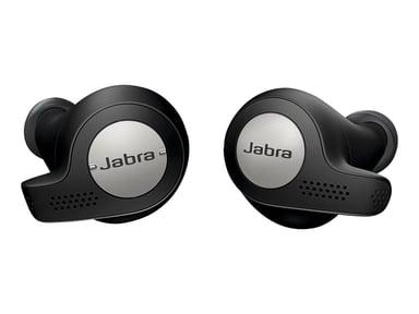 Jabra Elite Active 65t Silver Svart