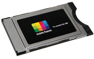 Dilog Ca-Modul Ci+ För Comhem HD