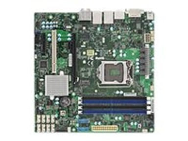 Supermicro X11SAE-M Micro-ATX Bundkort