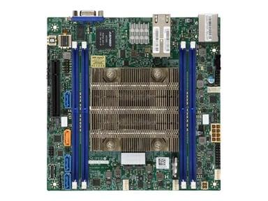 Supermicro X11SDV-4C-TLN2F Mini ITX Bundkort