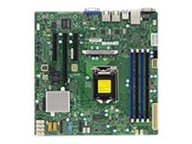 Supermicro X11SSL Mikro ATX Hovedkort