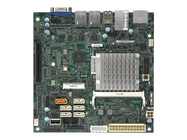 Supermicro X11SAA Mini ITX Moderkort