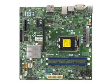 Supermicro X11SSQ-L Micro-ATX Bundkort