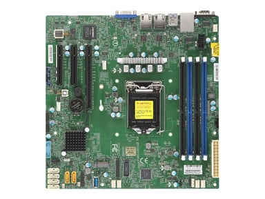 Supermicro X11SCL-F Mikro ATX Hovedkort
