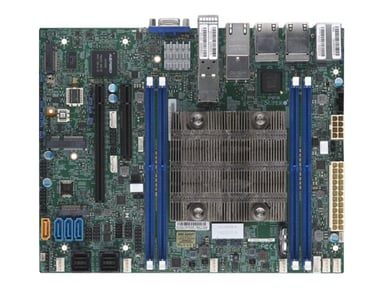 Supermicro X11SDV-12C-TP8F FlexATX Hovedkort
