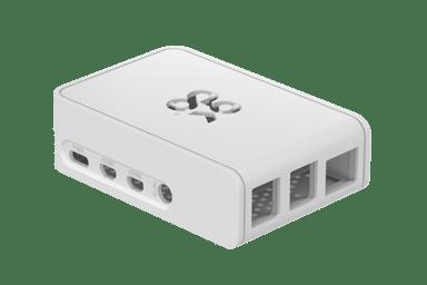 One Nine Design Okdo Raspberry Pi 4 Slide Case White