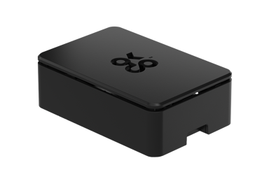 One Nine Design Okdo Raspberry Pi 4 Standard Case Black