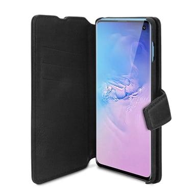 Cirafon Wallet Book Magnet Samsung Galaxy S10 Musta