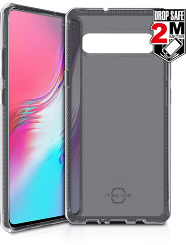 Cirafon Spectrum Clear Drop Safe Samsung Galaxy S10 Gennemsigtig