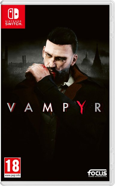 Focus Home Interactive Vampyr