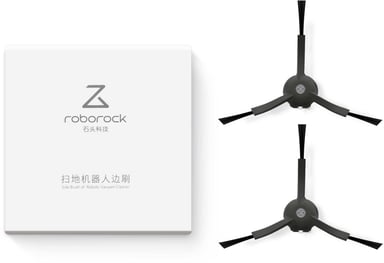 Roborock Side Brush -  S5 Black - 2pcs