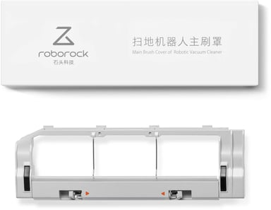 Roborock Skydd för huvudborsten för S5, S5 Max, S6 och S6 Pure vit