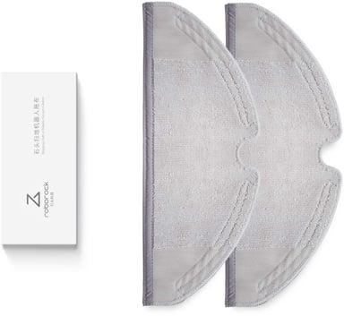 Roborock Moppdukar för E4, S5, S6, S5 Max, S6 Pure och S6 MaxV 2-pack