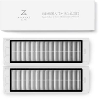 Roborock HEPA-filter Tvättbart för E4, S5, S6, S5 Max, S6 Pure och S6 MaxV 2-pack