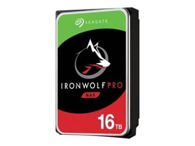 "Seagate IronWolf Pro 16TB 3.5"" Serial ATA-600"