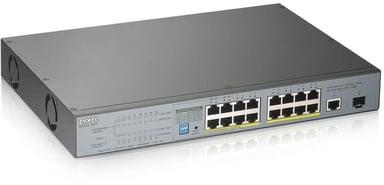 Zyxel GS1300-18HP Surveillance PoE Switch 170W