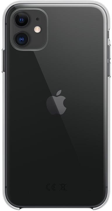 Apple Achterzijde behuizing voor mobiele telefoon iPhone 11 Transparant