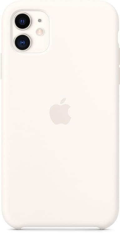 Apple Baksidesskydd för mobiltelefon iPhone 11 Vit