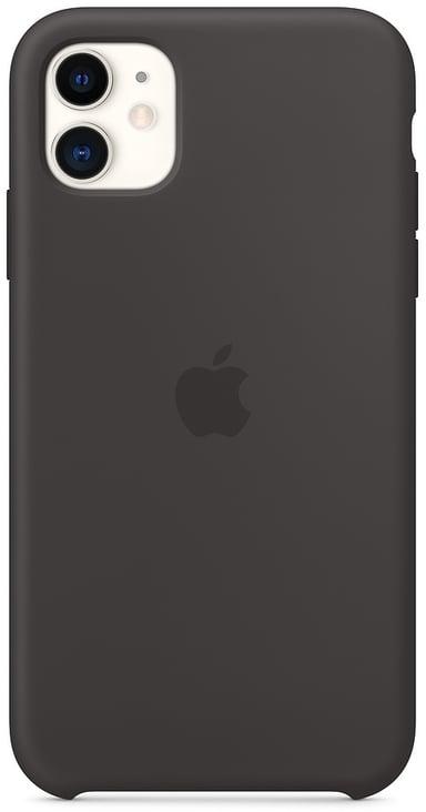 Apple Achterzijde behuizing voor mobiele telefoon iPhone 11 Zwart