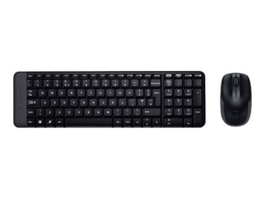 Logitech Wireless Combo MK220 International NSEA