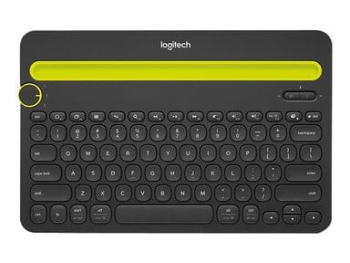 Logitech Multi-Device K480 Draadloos VS internationaal Zwart