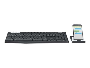 Logitech K375s Multi-Device VS internationaal