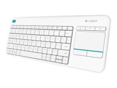 Logitech Touch K400 Plus Draadloos VS internationaal Wit