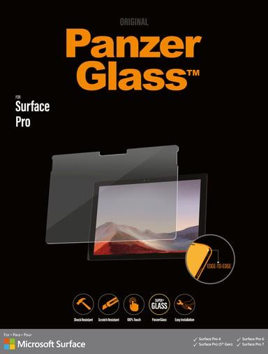 Panzerglass Skjermbeskyttelse Microsoft Surface 5 Microsoft Surface 6 Microsoft Surface Pro 4